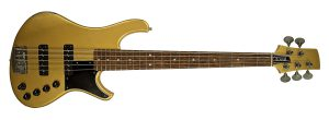 Kristall HOME 5 electric bass with nordstrand pickups