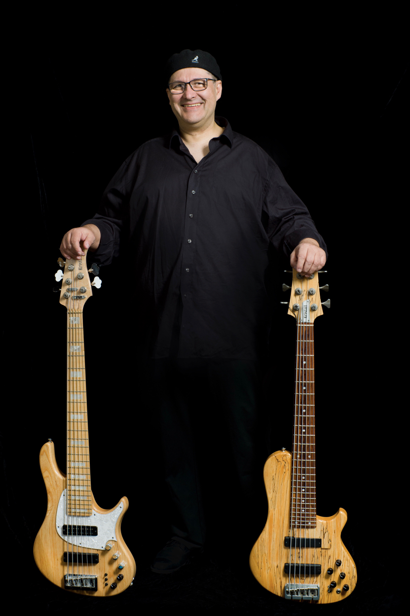 6-String bassist Paul Tietze - 6-string player from munich, germany